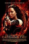 Movie still publicity photo of Jennifer Lawrence as Katniss Everdeen